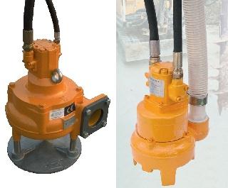 Pompa de namol submersibila